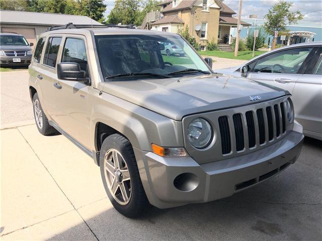 2009 Jeep Patriot Sport/North (Stk: 1J8FT2) in Belmont - Image 4 of 17