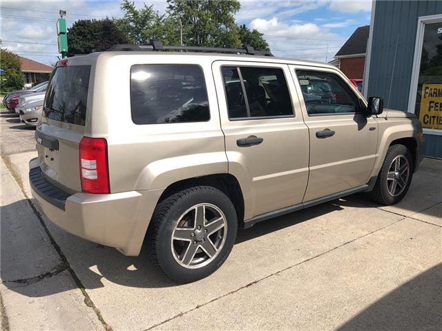 2009 Jeep Patriot Sport/North (Stk: 1J8FT2) in Belmont - Image 5 of 17