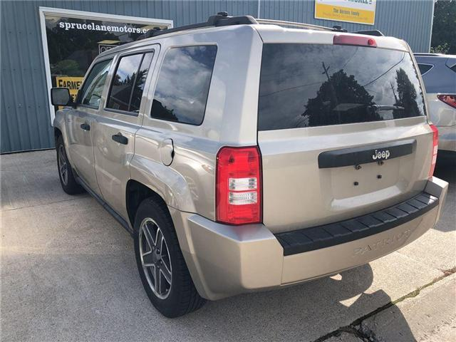 2009 Jeep Patriot Sport/North (Stk: 1J8FT2) in Belmont - Image 8 of 17