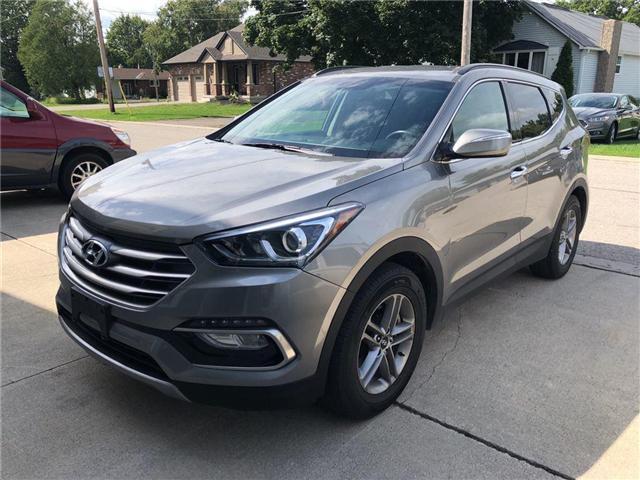 2018 Hyundai Santa Fe Sport SE (Stk: 5NMZUD) in Belmont - Image 1 of 15