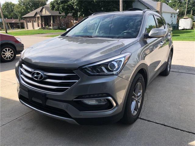 2018 Hyundai Santa Fe Sport SE (Stk: 5NMZUD) in Belmont - Image 2 of 15