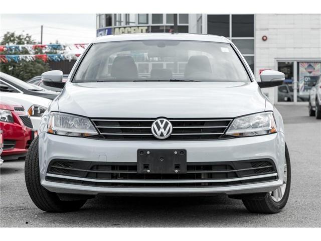 2017 Volkswagen Jetta Wolfsburg Edition (Stk: 7735PR) in Mississauga - Image 2 of 20