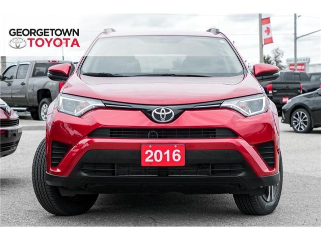 2016 Toyota RAV4  (Stk: 16-82175) in Georgetown - Image 2 of 20