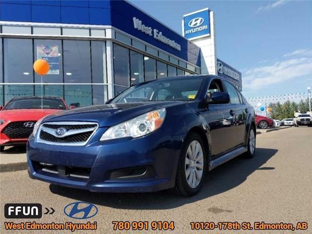 2011 Subaru Legacy 3.6 R Limited Package (Stk: 80245B) in Edmonton - Image 1 of 22