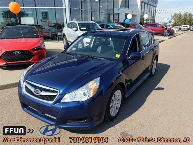 2011 Subaru Legacy 3.6 R Limited Package (Stk: 80245B) in Edmonton - Image 2 of 22
