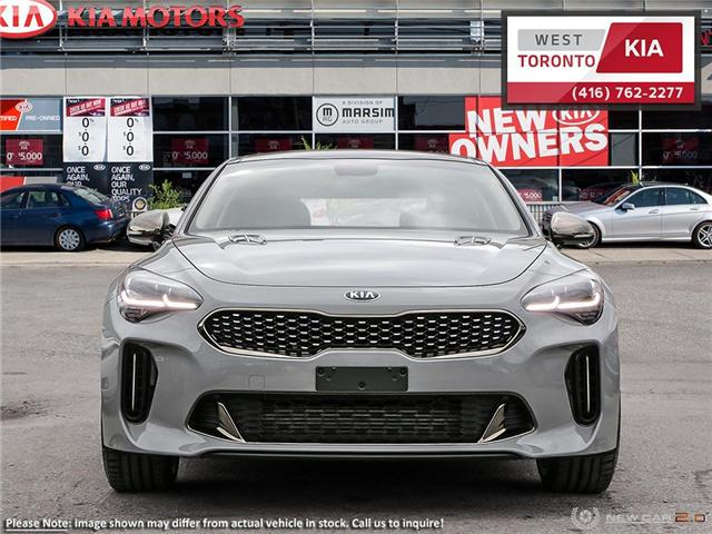 2019 Kia Stinger GT-Line (Stk: 19129) in Toronto - Image 2 of 23