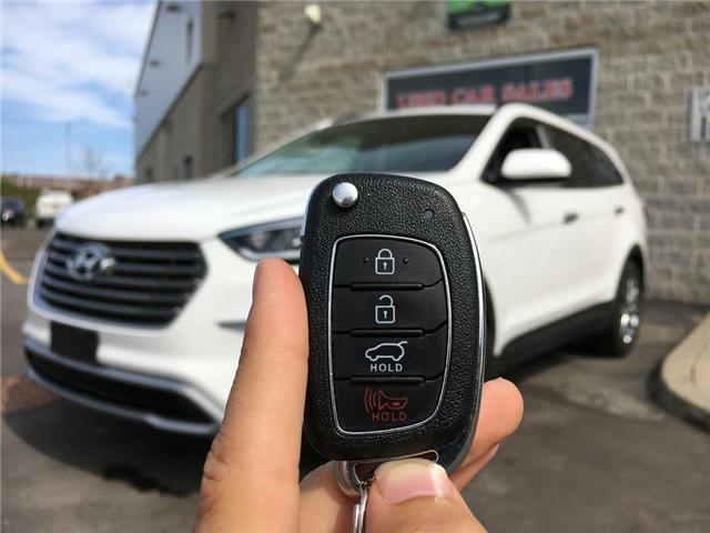 2017 Hyundai SANTA FE XL SE FWD 7 PASS, ALLOY WHEELS, B. CAM, HEATED SEAT,  (Stk: 41791A) in Brampton - Image 2 of 27