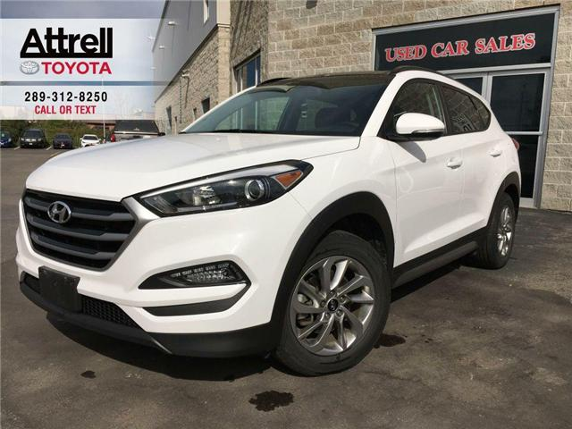 2017 Hyundai Tucson BLACK FRIDAY SPECIAL SE AWD LEATHER, PANO SUROOF,  (Stk: 42108A) in Brampton - Image 1 of 29