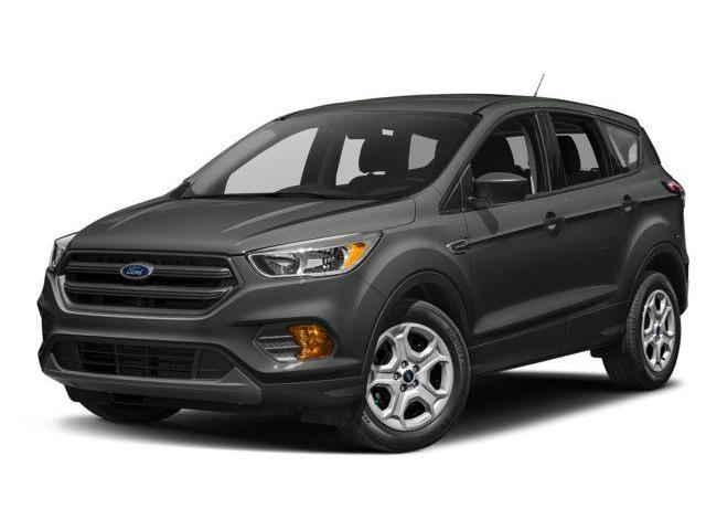 2018 Ford Escape S (Stk: 186822) in Vancouver - Image 1 of 9