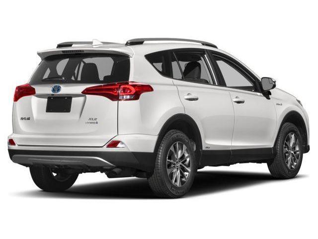 2018 Toyota RAV4 Hybrid LE+ (Stk: 78146) in Toronto - Image 3 of 9