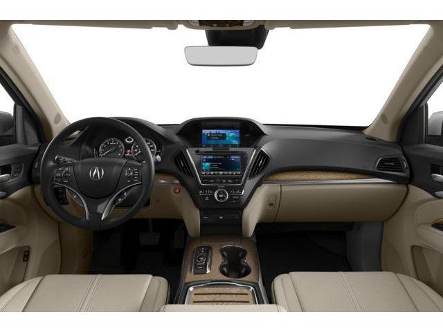 2019 Acura MDX Tech (Stk: K801197) in Brampton - Image 2 of 2