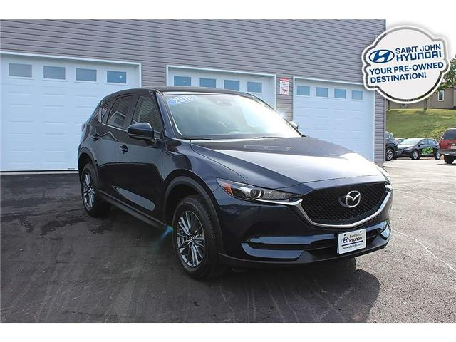 2018 Mazda CX-5 GS (Stk: U1825) in Saint John - Image 1 of 19