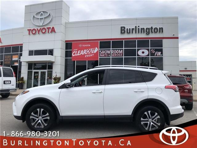 2016 Toyota RAV4 LE (Stk: U10386) in Burlington - Image 1 of 18