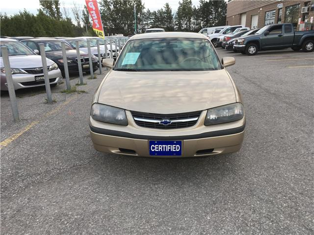 2004 Chevrolet Impala Base (Stk: P3422B) in Newmarket - Image 2 of 17