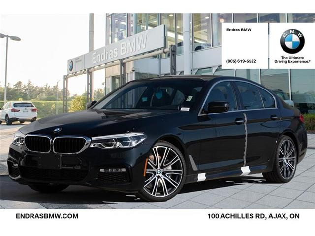 2018 BMW 540d xDrive (Stk: 52373) in Ajax - Image 1 of 22