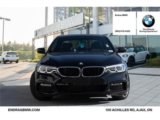 2018 BMW 540d xDrive (Stk: 52373) in Ajax - Image 2 of 22