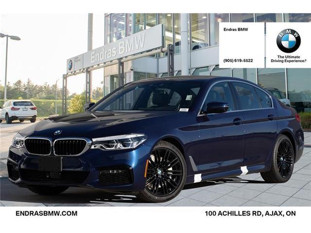 2019 BMW 540 i xDrive (Stk: 52388) in Ajax - Image 1 of 22