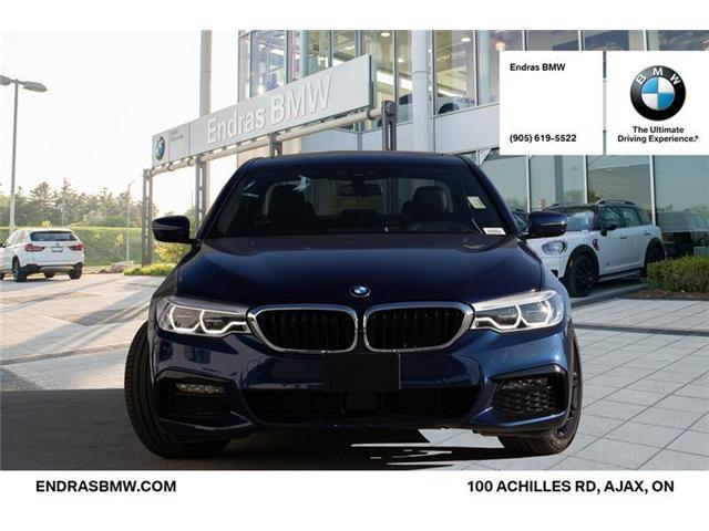 2019 BMW 540 i xDrive (Stk: 52388) in Ajax - Image 2 of 22
