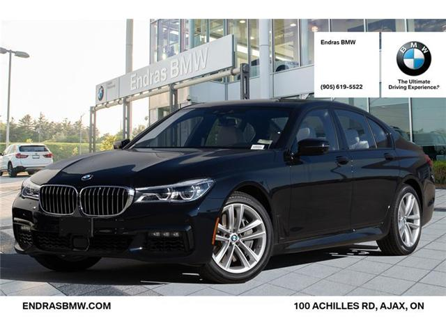 2019 BMW 750i xDrive (Stk: 70213) in Ajax - Image 1 of 22
