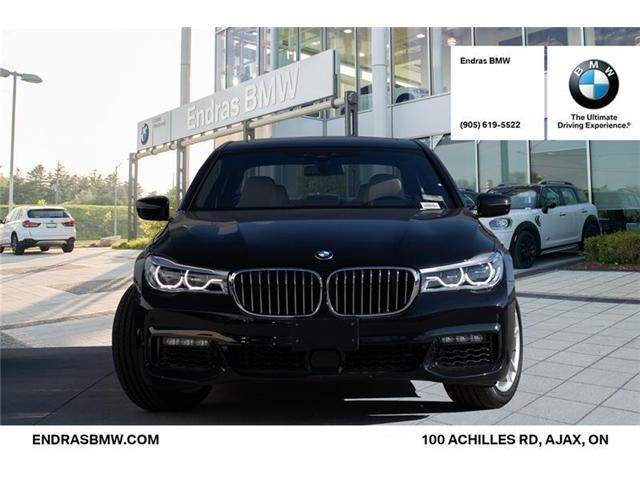 2019 BMW 750i xDrive (Stk: 70213) in Ajax - Image 2 of 22