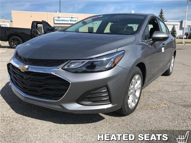 2019 Chevrolet Cruze LT (Stk: 7105378) in Newmarket - Image 1 of 19
