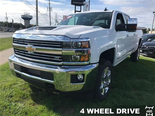 2019 Chevrolet Silverado 2500HD LTZ (Stk: F127729) in Newmarket - Image 1 of 18