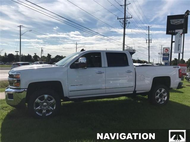 2019 Chevrolet Silverado 2500HD LTZ (Stk: F127729) in Newmarket - Image 2 of 18