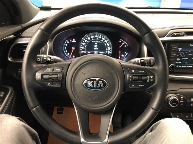 2018 Kia Sorento 3.3L SX (Stk: DK2483A) in Orillia - Image 13 of 22
