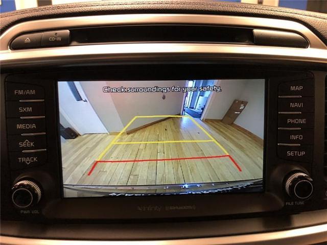 2018 Kia Sorento 3.3L SX (Stk: DK2483A) in Orillia - Image 18 of 22