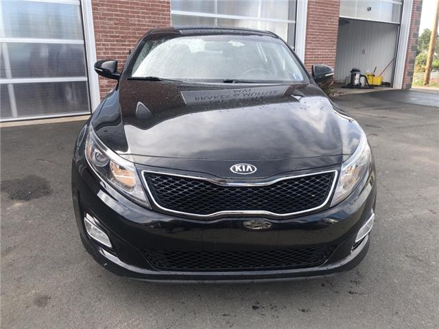 2015 Kia Optima LX (Stk: NEWFOUNDLAND) in Truro - Image 2 of 9
