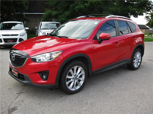 2014 Mazda CX-5 GT (Stk: 1409) in Orangeville - Image 2 of 21