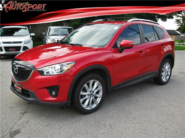2014 Mazda CX-5 GT (Stk: 1409) in Orangeville - Image 1 of 21