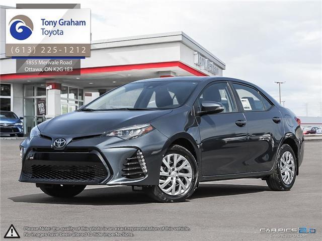 2019 Toyota Corolla SE (Stk: 57219) in Ottawa - Image 1 of 27