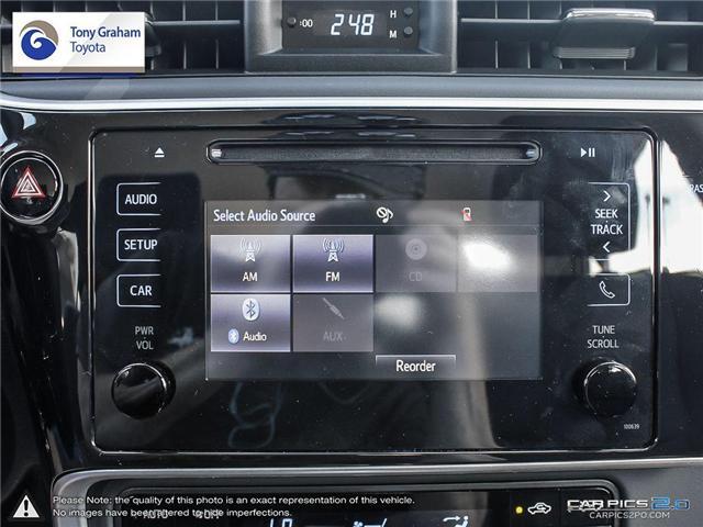 2019 Toyota Corolla SE (Stk: 57219) in Ottawa - Image 21 of 27