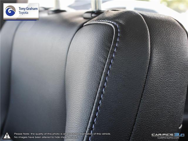 2019 Toyota Corolla SE (Stk: 57219) in Ottawa - Image 23 of 27