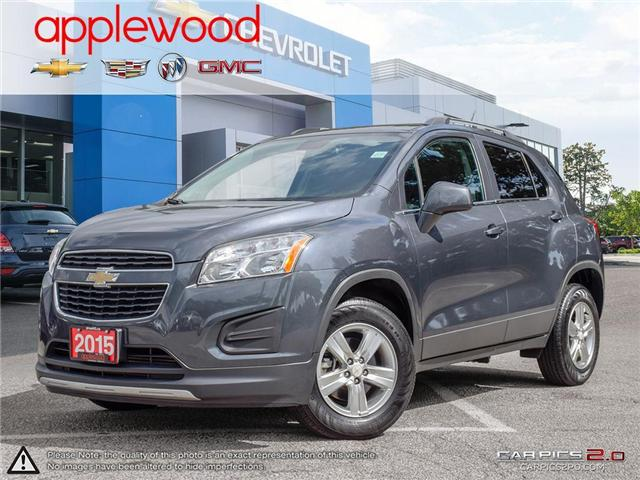 2015 Chevrolet Trax 1LT (Stk: 1313P) in Mississauga - Image 1 of 26