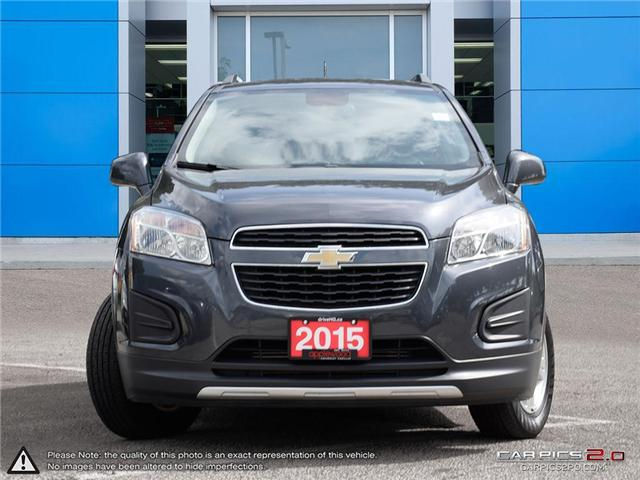 2015 Chevrolet Trax 1LT (Stk: 1313P) in Mississauga - Image 2 of 26
