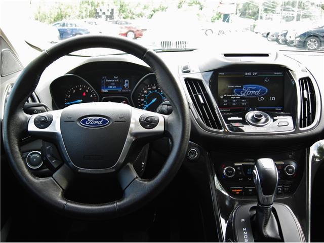 2015 Ford Escape Titanium (Stk: 1413) in Orangeville - Image 15 of 24