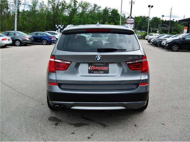 2014 BMW X3 xDrive35i (Stk: 1416) in Orangeville - Image 5 of 21