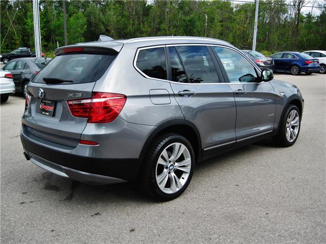 2014 BMW X3 xDrive35i (Stk: 1416) in Orangeville - Image 6 of 21