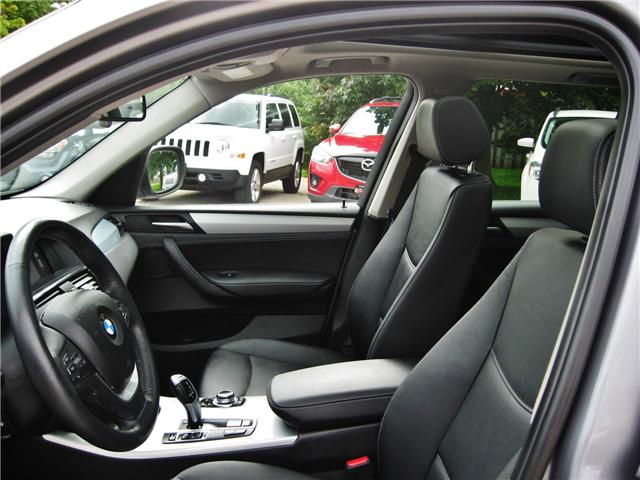 2014 BMW X3 xDrive35i (Stk: 1416) in Orangeville - Image 10 of 21