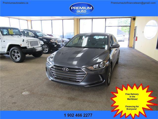 2018 Hyundai Elantra GLS (Stk: 541751) in Dartmouth - Image 1 of 25