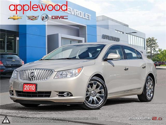 2010 Buick LaCrosse CXS (Stk: 6740TU) in Mississauga - Image 1 of 29