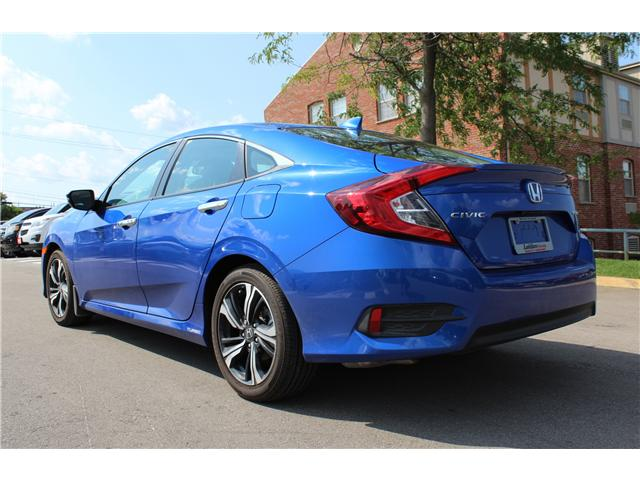 2018 Honda Civic Touring (Stk: H25234A) in London - Image 8 of 11