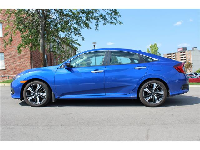 2018 Honda Civic Touring (Stk: H25234A) in London - Image 9 of 11