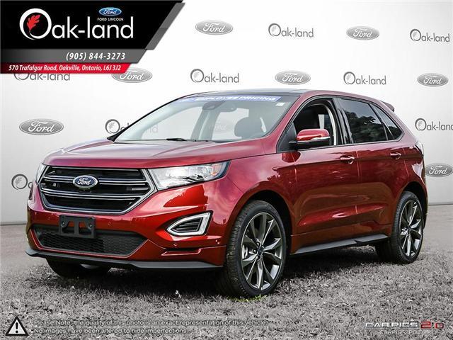 2018 Ford Edge Sport (Stk: 8D093) in Oakville - Image 1 of 25