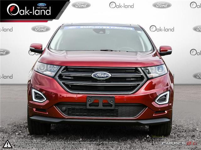 2018 Ford Edge Sport (Stk: 8D093) in Oakville - Image 2 of 25