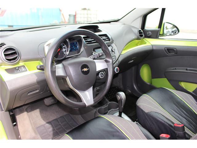 2014 Chevrolet Spark LS CVT (Stk: EE893670B) in Surrey - Image 10 of 23