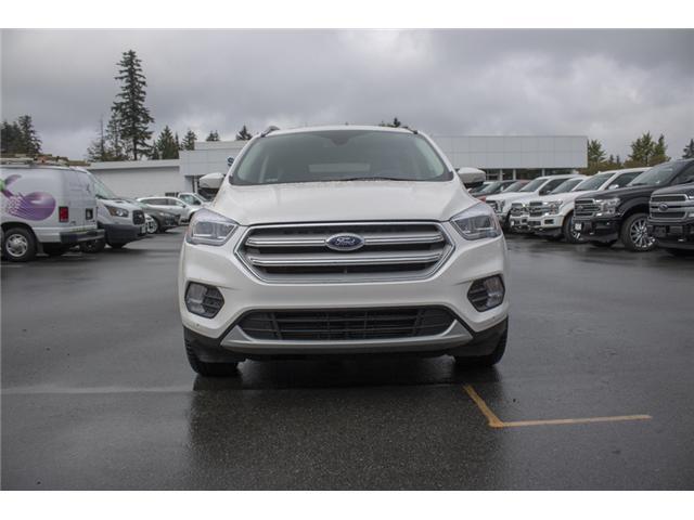 2018 Ford Escape Titanium (Stk: 8ES0743) in Surrey - Image 2 of 28