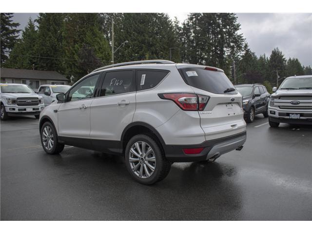 2018 Ford Escape Titanium (Stk: 8ES0743) in Surrey - Image 5 of 28